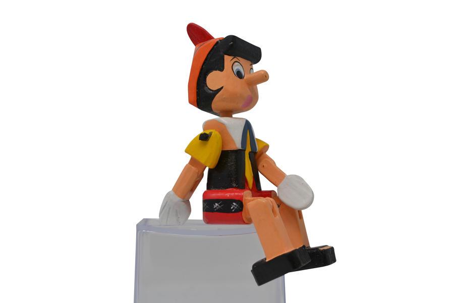 Sitting Pinocchio