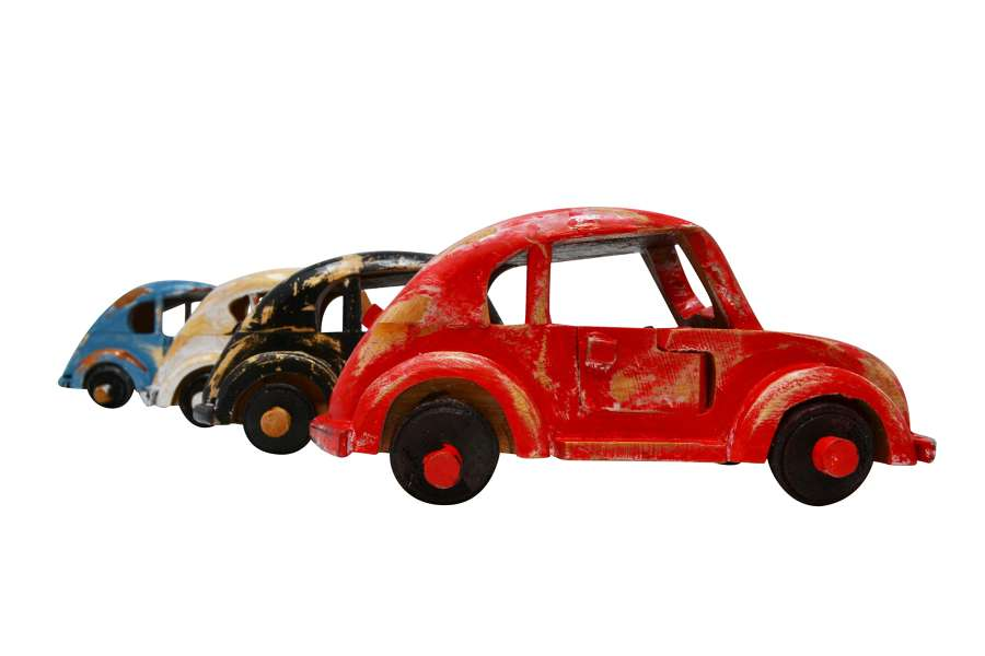 Wooden Beetles