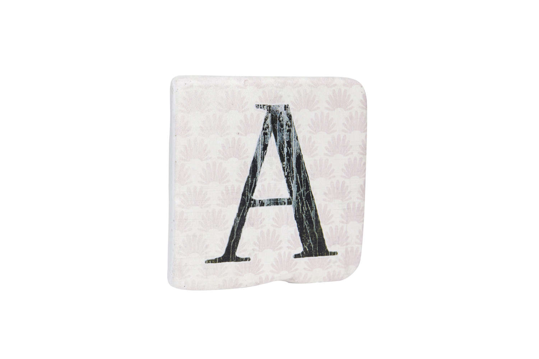 Resin Alphabet Coasters