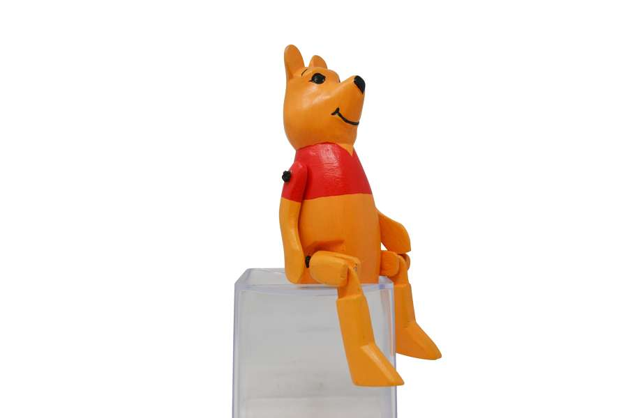 15cm Sitting Pooh Character