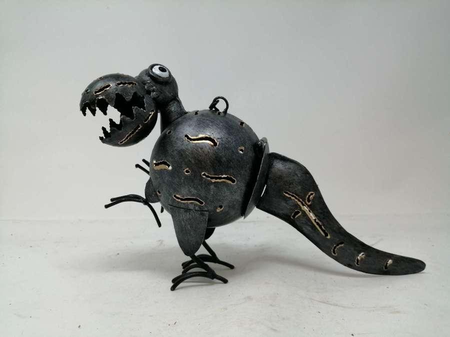 T Rex Dinosaur Tealight